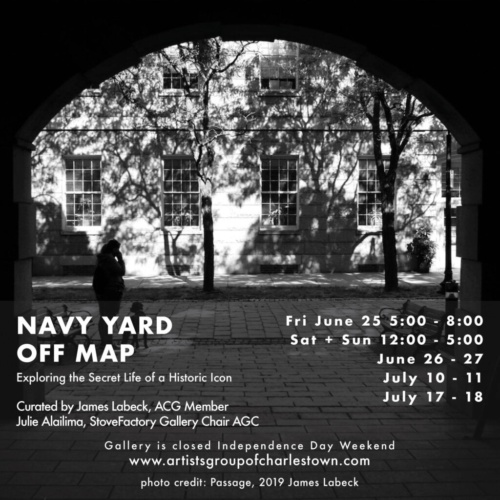 Navy Yard Off Map Show Dates